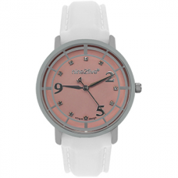 RELOJ NINE2FIVE ANALG P/DAMA SEVILLA  BL