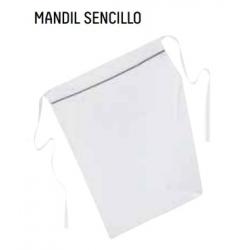 MANDIL SENCILLO 2 CARAS