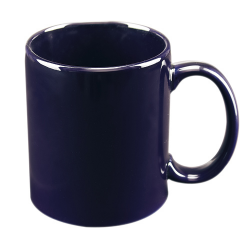 TAZA ESPIRIT COLOR AZUL COBALTO
