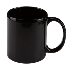 TAZA ESPIRIT COLOR NEGRO