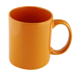 TAZA ESPIRIT COLOR NARANJA
