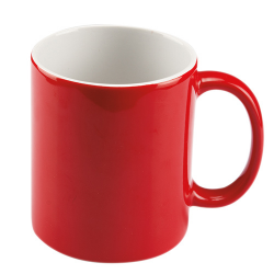 TAZA ESPIRIT COLOR ROJO