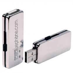 Acero Memoria USB 2.0 4 GB
