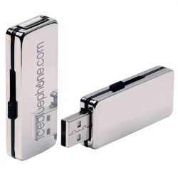 Acero Memoria USB 2.0 8 GB
